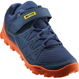 Mavic Crossride Shoes Men Majolica Blue/Majolica Blue/Puffin S Bill